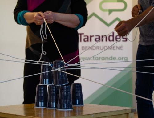 Mokymai Tarandės bendruomenei